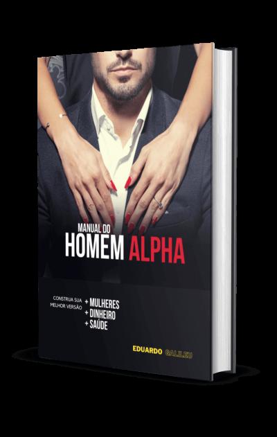 ebook Manual do Homem Alpha